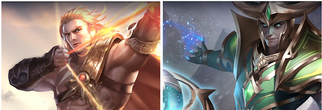 Hero- Hero AOV(Arena Of Valor) Yang Punya Saudara