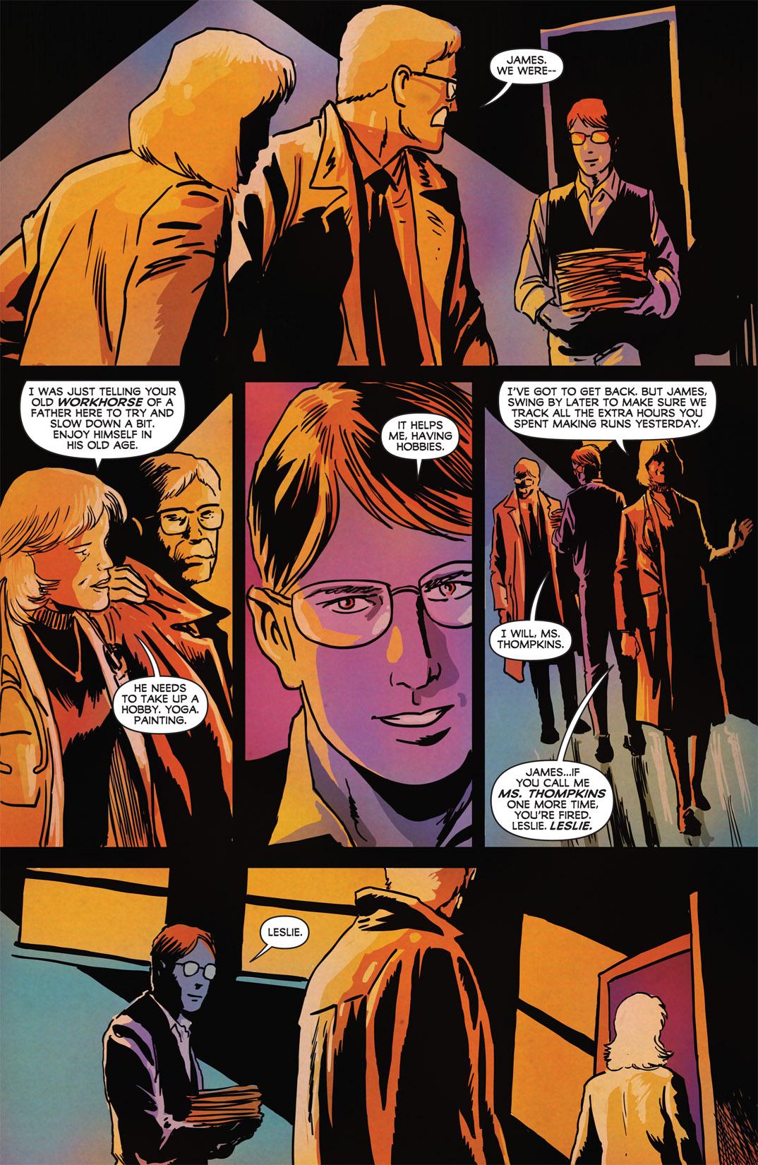 Detective Comics (1937) 879 Page 4