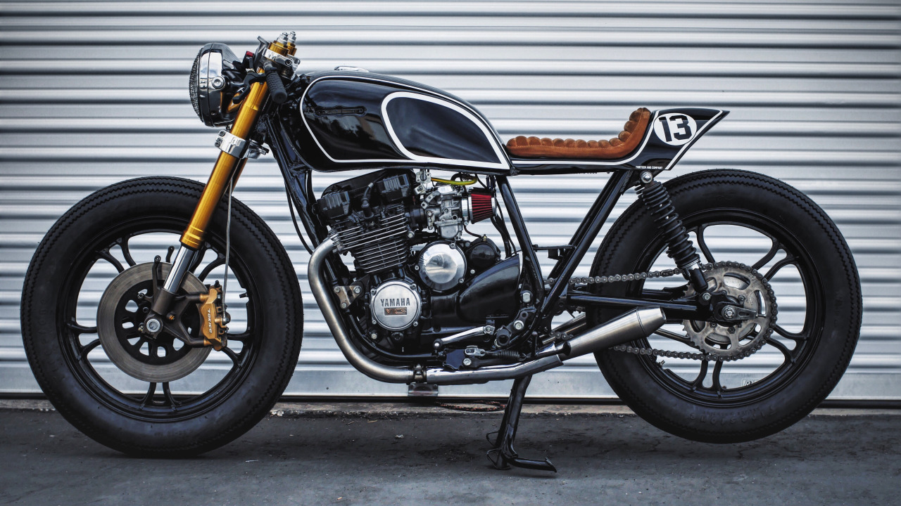 Yamaha  Turbo Cafe Racer