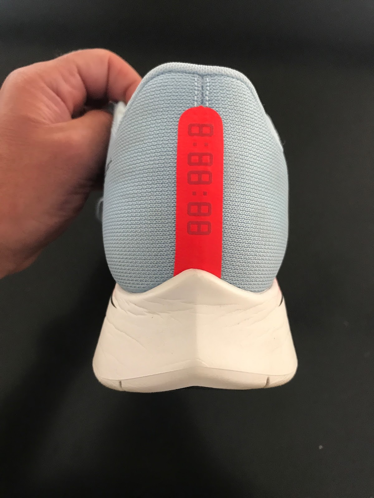 d32fbae0165 Understanding these are very early first impressions but this is not my  first run shoe rodeo either... I think Zoom Fly is a shoe designed for