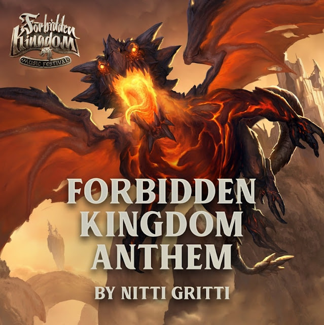 Nitti Gritti Unveils 'Forbidden Kingdom Anthem'