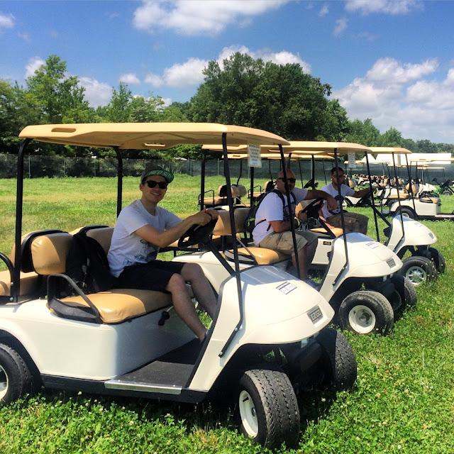 golf buggy festival