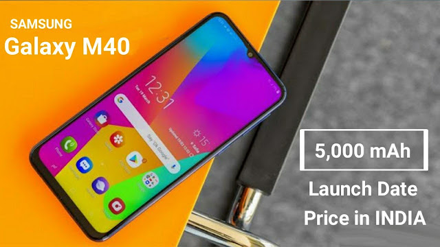 Samsung Galaxy M40 in India - Specs | Features | Price | Budget Killer