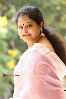 Actress Raasi Latest Pos in Saree at Lanka Movie Interview  0173.JPG