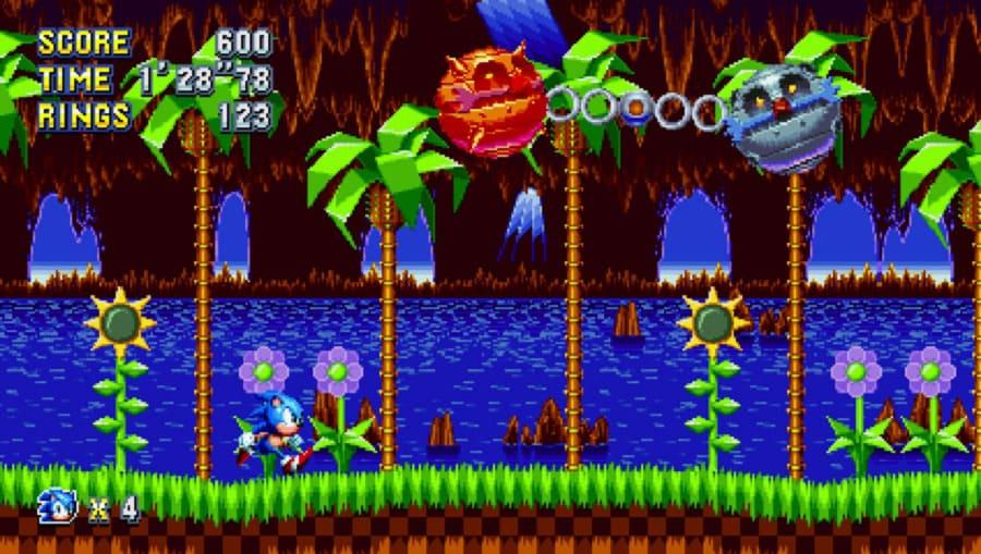 Jogo Sonic Mania crackeado PC para download via torrent com crack