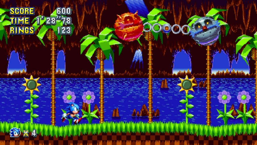 Sonic Mania Torrent Imagem