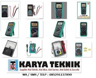 Jual Kyoritsu Digital Multimeter Model 2001 Harga Murah