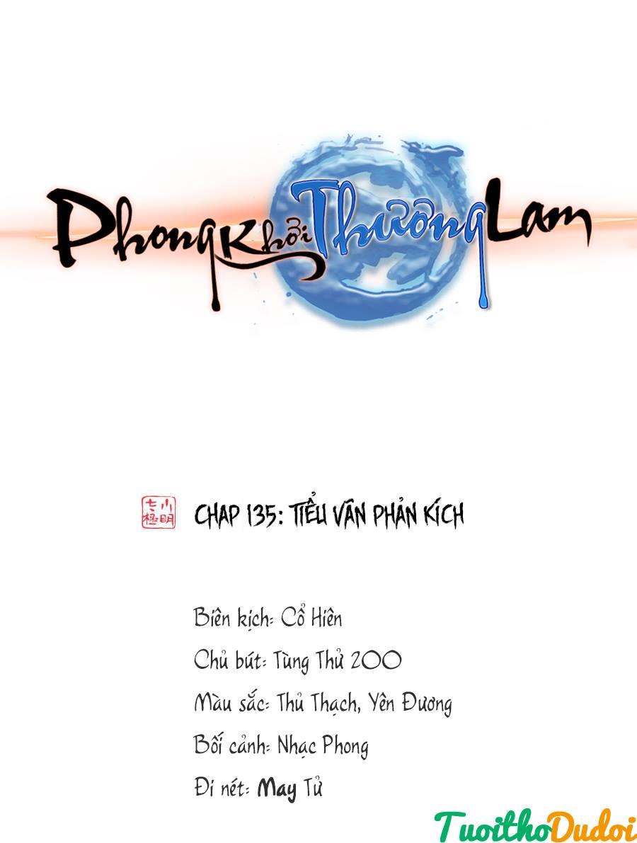 Phong Khởi Thương Lam chap 375 - Trang 1