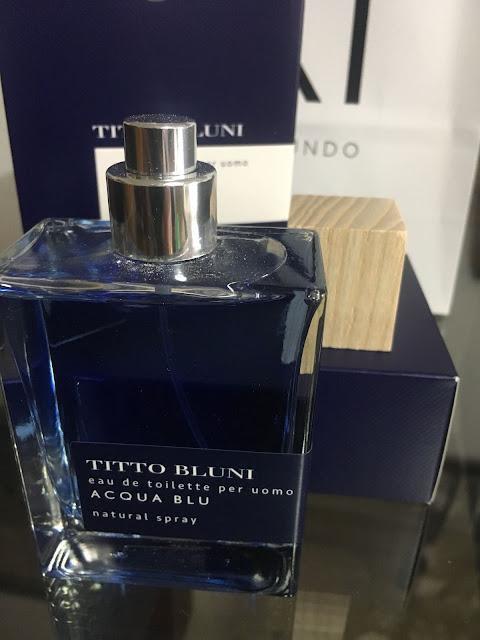 Día del Padre, San José, Titto bluni, acqua blue, perfume, colonia, marvimundo,