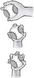 cara memegang bola kasti