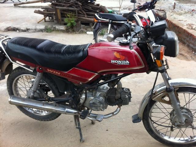 Chơi xe Win và vài mẫu xe Win độ Cafe Racer ở Việt Nam