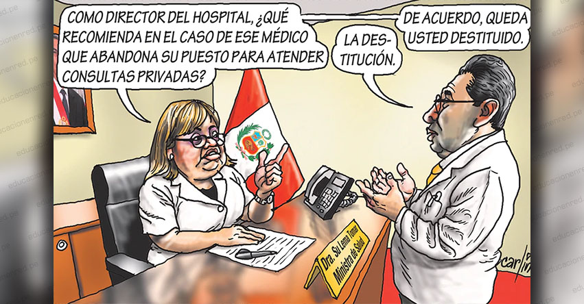 Carlincaturas Martes 19 Noviembre 2019 - La República