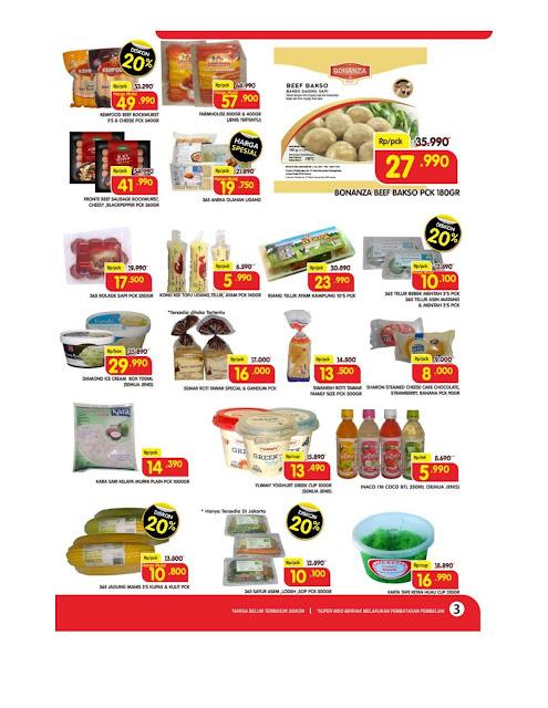 Katalog Super Hemat Super Indo Bandung, Sukabumi, Cirebon, Tegal dan Lampung 7 Februari sampai 13 Februari 2019