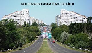 MOLDOVA HAKKINDA TEMEL BİLGİLER