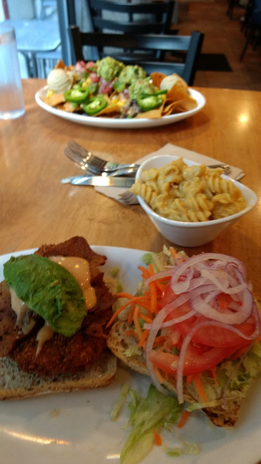 Native Foods Cafe  S Clark St Chicago Il