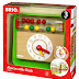 BRIO Abacus with Clock - Giveaway