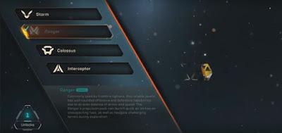 Javelin, Ranger, Anthem Demo