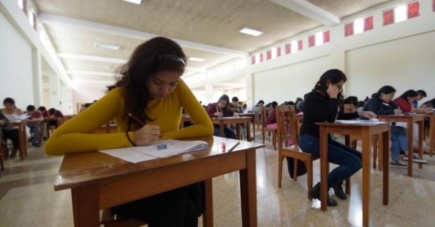 SUNASS: Resultados Examen de Admisión para el Curso de Extensión Universitaria CEU 2019 - www.sunass.gob.pe