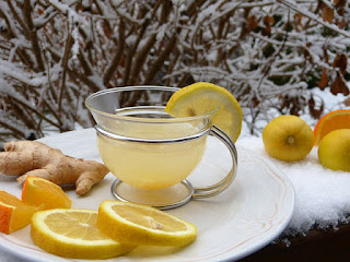 lively lemon tingler recipe