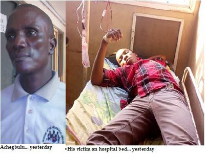 Police Uncover Illegal Blood Bank In Lagos, Make Arrest