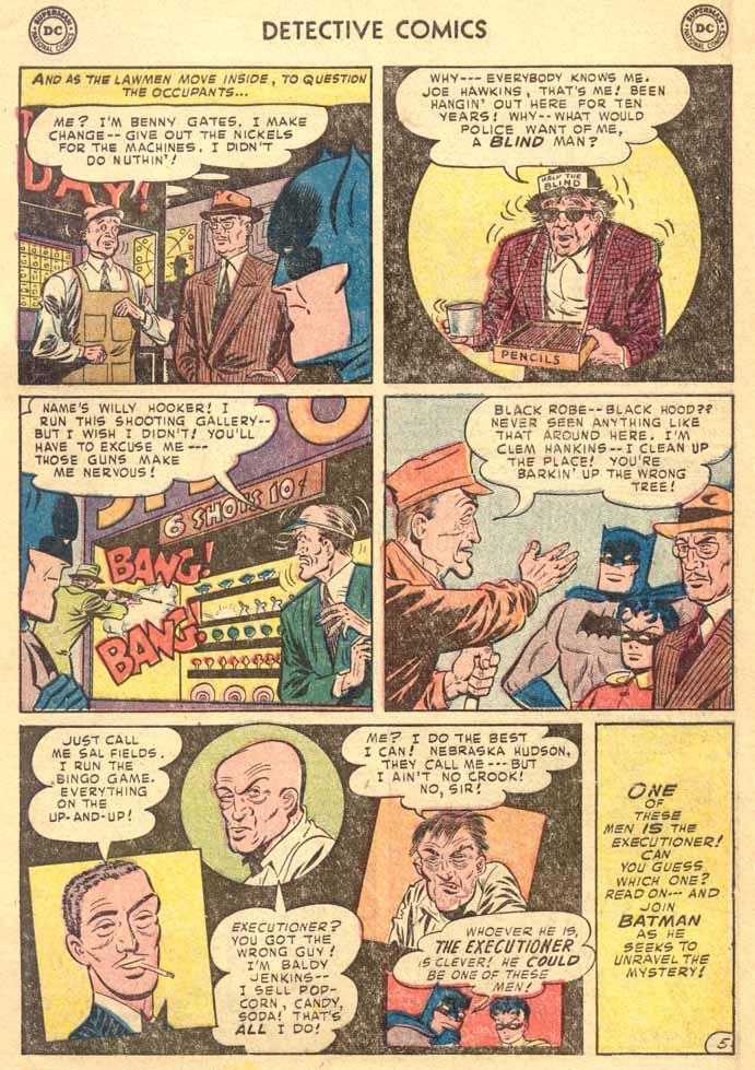 Read online Detective Comics (1937) comic -  Issue #191 - 7