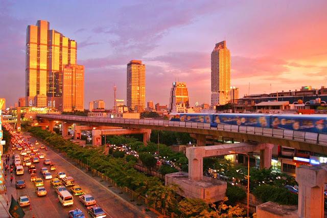 Bangkock – Tailândia