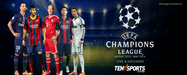 UEFA Champions League Live Streaming 2016