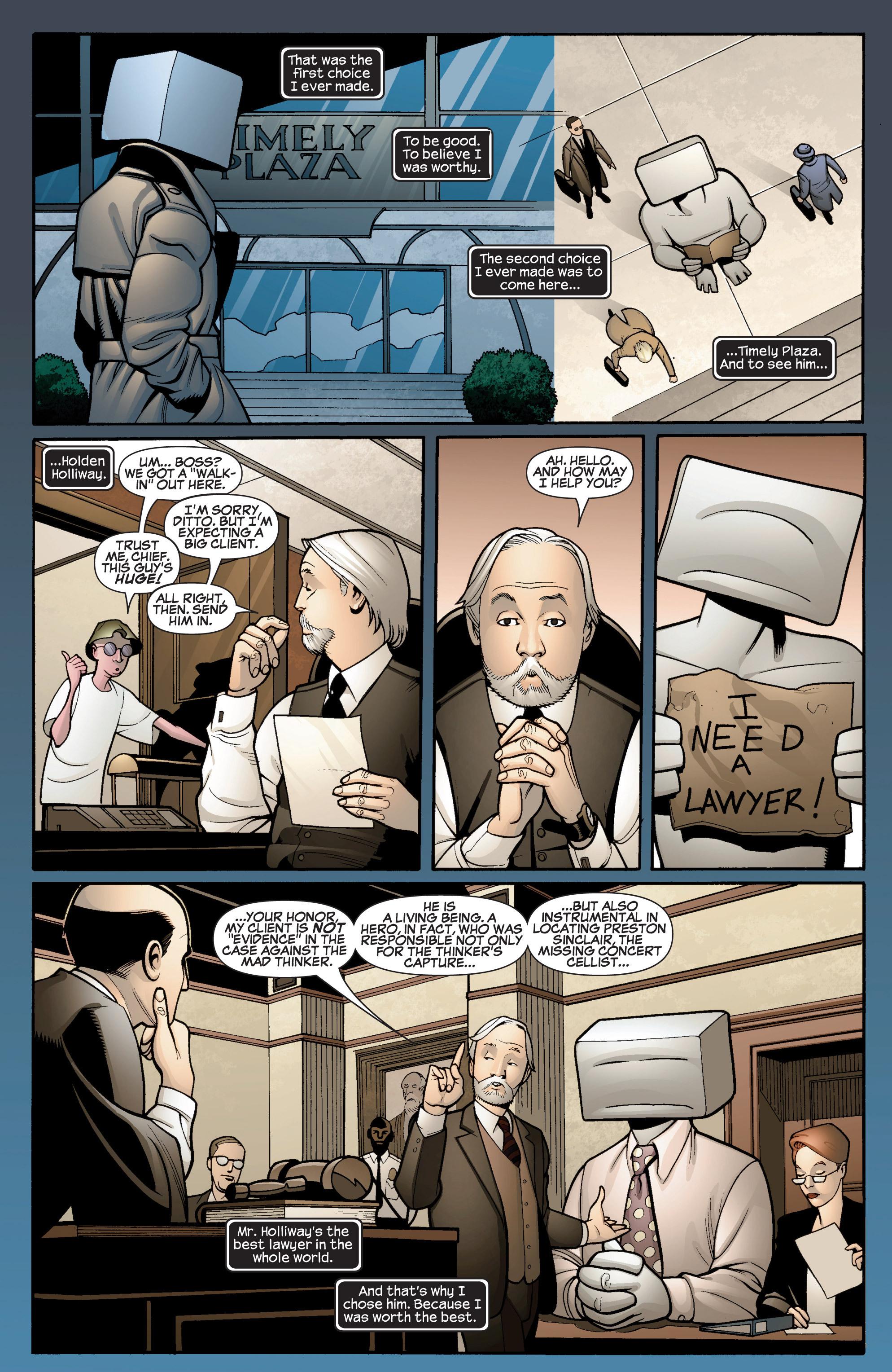 Read online She-Hulk (2005) comic -  Issue #14 - 13