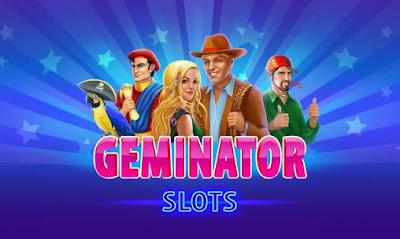 Geminator: Slots machines Mod Apk Download