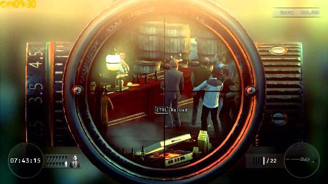 Hitman Sniper Challenge PC Game Screenshots