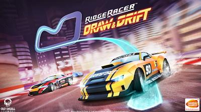 Ridge Racer Draw And Drift