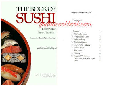 Free download sushi ebook, the book of sushi