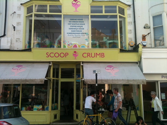 smoothies in Brighton, photo by Modern Bric a Brac