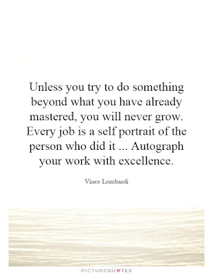 Job Excellence Quotes