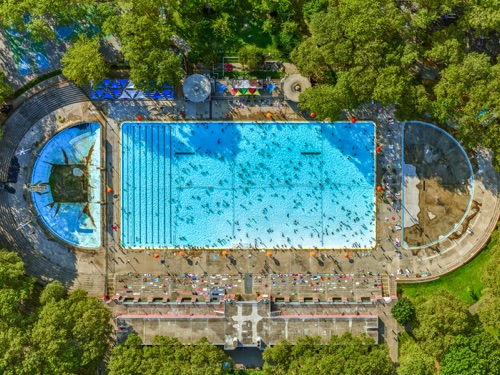 3 - Jeffrey Milstein - Astoria Park Pool