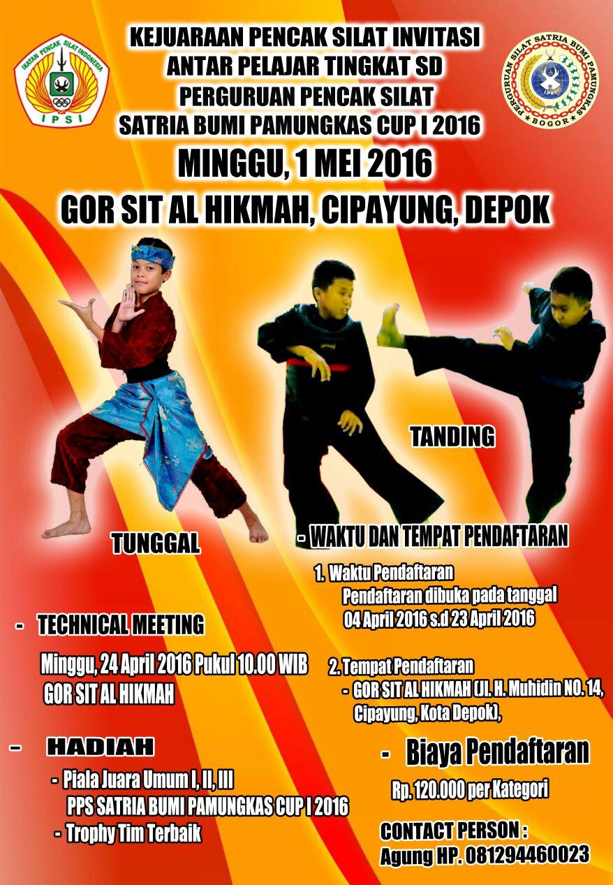 Perguruan Silat Terbaik Di Indonesia : perguruan, silat, terbaik, indonesia, PERTANDINGAN, SATRIA, PAMUNGKAS, CIPAYUNG, DEPOK