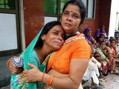 दर्दनाक हादसा: ऑक्सीजन सप्लाई बाधित होने से गोरखपुर के BRD अस्पताल में 30 बच्चों की मौत