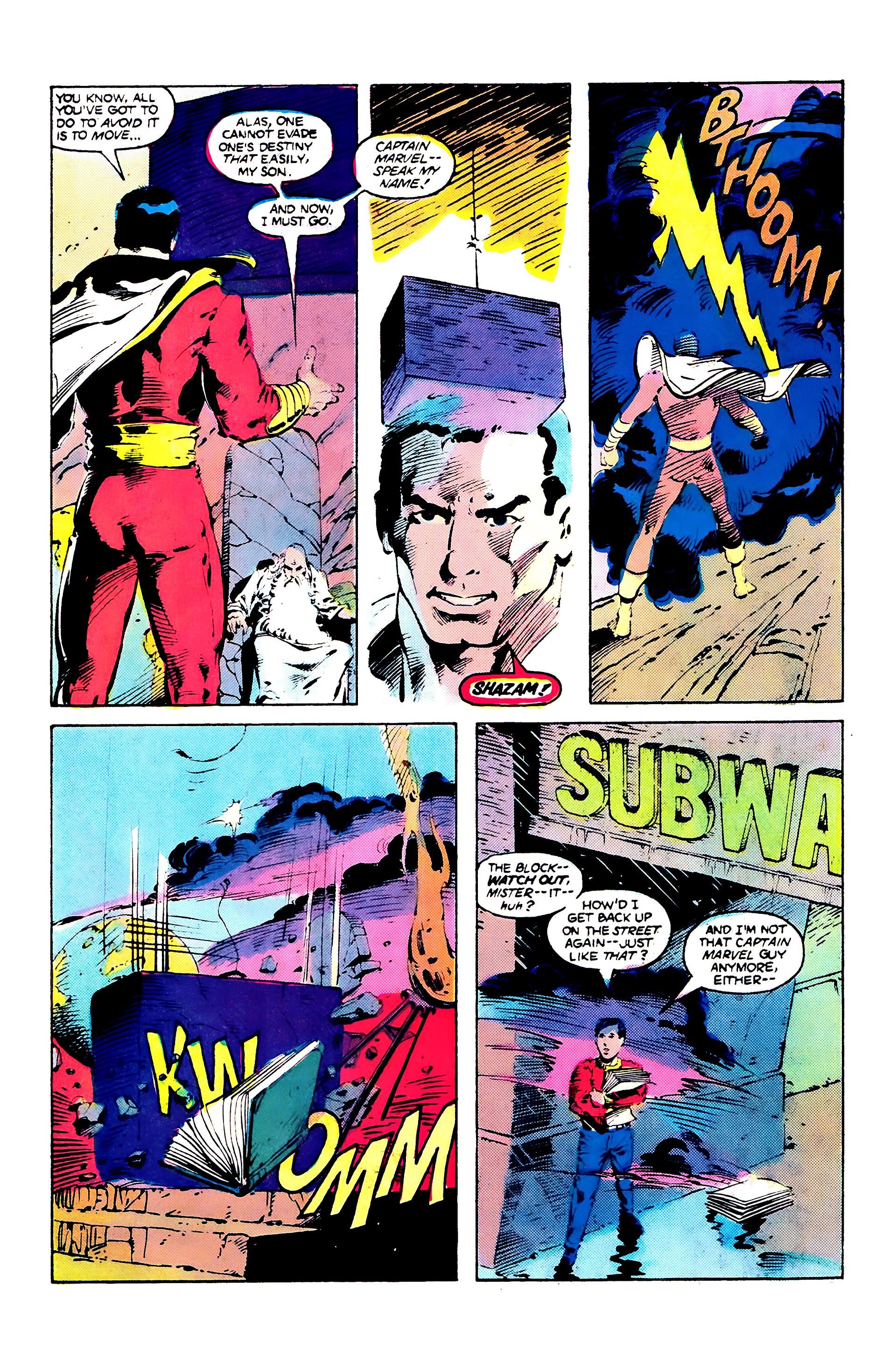 Read online Secret Origins (1986) comic -  Issue #3 - 15