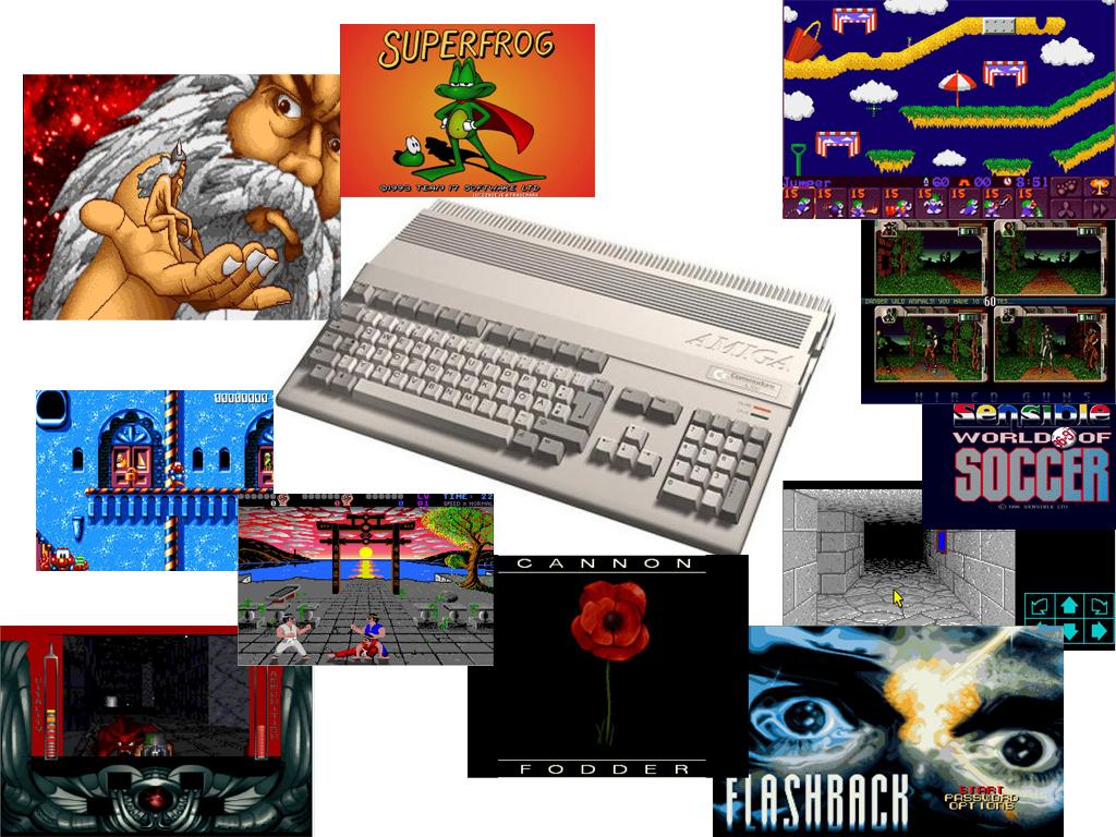 Pixels Mil Mas De 200 Juegos De Amiga Para Pc Y Autoejecutables