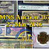 MNS Auction 167 pada 27 Mac ini