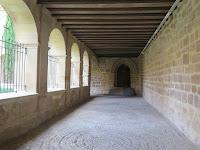 Claustro Monasterio Cañas