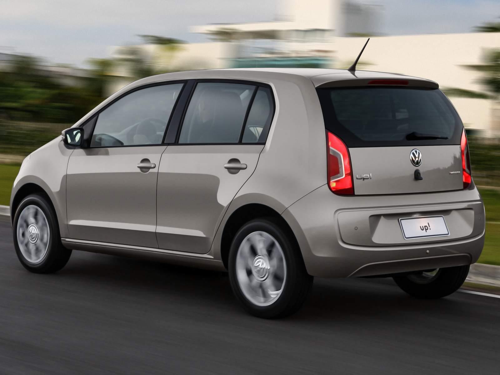 Volkswagen Up 2015 Automatizado Fotos Pre 231 O Consumo