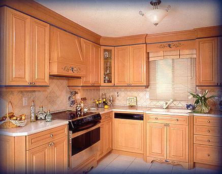 cuisine decoration mod le simple. Black Bedroom Furniture Sets. Home Design Ideas