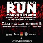 International Women's Day Run • 2018