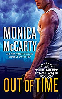 Book Review: Out of Time, by Monica McCarty, 5 stars