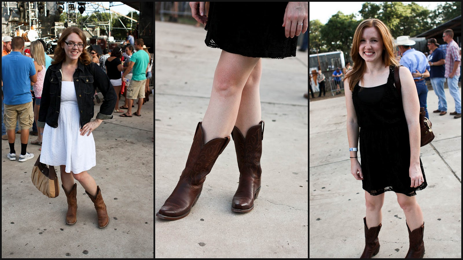 JifferDoodle: An AUSTIN Guide to Wearing Cowgirl Boots