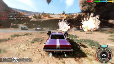 Gas Guzzlers Extreme Game Screenshot 7