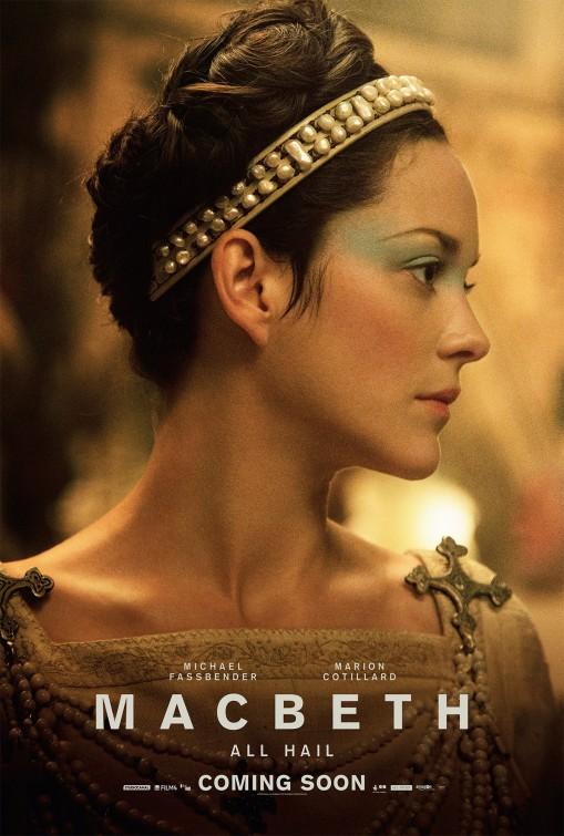 Macbeth 2015 film poster