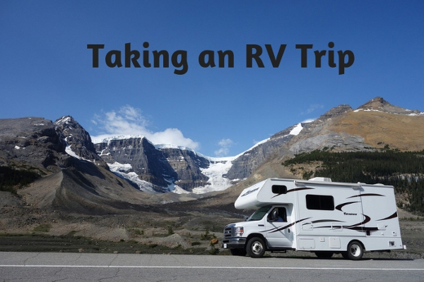Taking an RV Trip