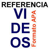 referencia, video, modelo APA, APA STYLE, Manual APA, investigacion